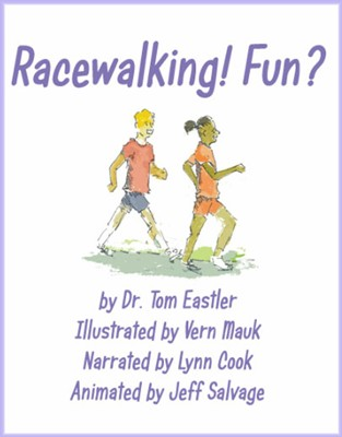 Racewalking! Fun?